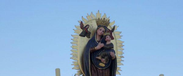 El Judío vivió sus días grandes con la Virgen del Perpetuo Socorro