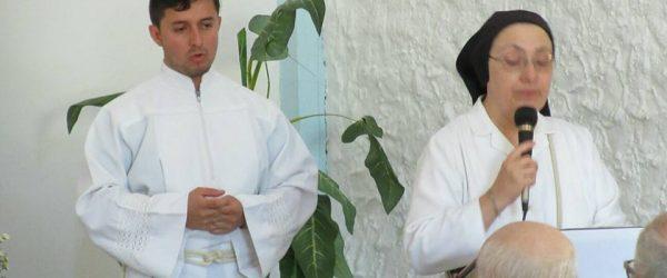 D. Samuel Castro, nombrado Diácono Colaborador de Gibraleón