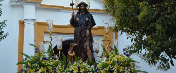 San Roque clausura las fiestas patronales en su honor
