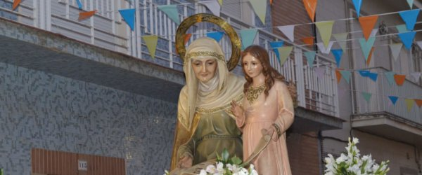 Festividad de Santa Ana, patrona de Gibraleón
